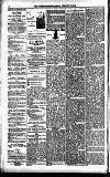 Musselburgh News Friday 22 February 1889 Page 4