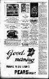Musselburgh News Friday 09 August 1889 Page 2