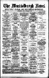 Musselburgh News Friday 06 September 1889 Page 1