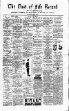East of Fife Record Friday 26 January 1883 Page 1