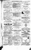 Blairgowrie Advertiser Saturday 03 January 1885 Page 8