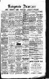 Blairgowrie Advertiser Saturday 14 February 1885 Page 1
