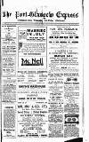 Port-Glasgow Express Wednesday 30 July 1919 Page 1