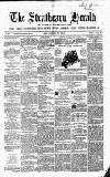 Strathearn Herald Saturday 02 May 1863 Page 1