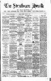 Strathearn Herald Saturday 27 January 1866 Page 1
