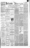 Dalkeith Advertiser Wednesday 11 August 1869 Page 1