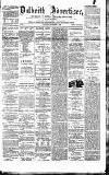Dalkeith Advertiser Wednesday 10 November 1869 Page 1