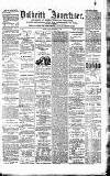 Dalkeith Advertiser Wednesday 01 December 1869 Page 1