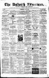 Dalkeith Advertiser Thursday 13 July 1876 Page 1