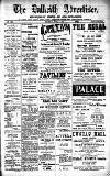 Dalkeith Advertiser Thursday 16 April 1942 Page 1