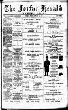 Forfar Herald Friday 16 January 1891 Page 1