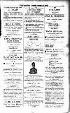 Forres News and Advertiser Saturday 03 February 1906 Page 3
