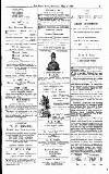 Forres News and Advertiser Saturday 04 May 1907 Page 3