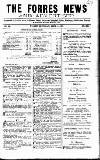 Forres News and Advertiser