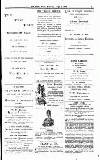 Forres News and Advertiser Saturday 06 July 1907 Page 3