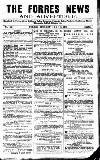 Forres News and Advertiser Saturday 06 May 1916 Page 1