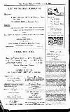Forres News and Advertiser Saturday 26 July 1919 Page 2