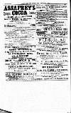 Clyde Bill of Entry and Shipping List Saturday 11 January 1890 Page 6