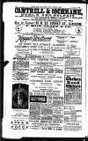 Clyde Bill of Entry and Shipping List Saturday 01 January 1898 Page 4