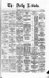 Daily Review (Edinburgh) Monday 05 January 1863 Page 1