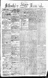 Fifeshire Journal Saturday 18 January 1834 Page 1