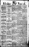 Fifeshire Journal Saturday 26 April 1834 Page 1