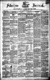 Fifeshire Journal Thursday 14 March 1839 Page 1