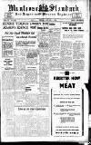 Montrose Standard Friday 05 January 1940 Page 1