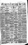 Western Evening Herald Saturday 18 May 1895 Page 1