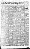 Western Evening Herald Monday 08 September 1902 Page 1
