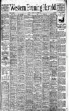 Western Evening Herald Tuesday 21 October 1902 Page 1