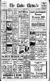 WYCHE CINEMA Aug. 18th. Each Even. 5-45 p.m. Mon. Tues., Wed. BING CROSBY, BASIL RATHBONE in RHYTHM ON THE RIVER