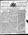 Royal Gazette of Jamaica