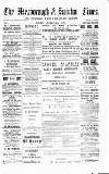 South Yorkshire Times and Mexborough & Swinton Times Friday 24 August 1877 Page 1