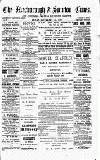 South Yorkshire Times and Mexborough & Swinton Times Friday 07 September 1877 Page 1