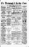 South Yorkshire Times and Mexborough & Swinton Times Friday 21 September 1877 Page 1