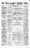 South Yorkshire Times and Mexborough & Swinton Times Friday 28 September 1877 Page 1