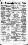 South Yorkshire Times and Mexborough & Swinton Times Friday 25 January 1878 Page 1