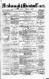 South Yorkshire Times and Mexborough & Swinton Times Friday 09 August 1878 Page 1