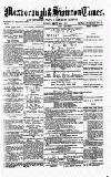 South Yorkshire Times and Mexborough & Swinton Times Friday 23 August 1878 Page 1