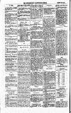 South Yorkshire Times and Mexborough & Swinton Times Friday 30 August 1878 Page 4