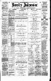 Barnsley Independent Saturday 24 March 1888 Page 1