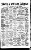 Alderley & Wilmslow Advertiser Saturday 18 December 1875 Page 1