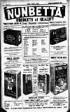 ":TT BRECON COUNTY TIMES. THURSDAY, OCTOBER, 26. 1933. PRODUCTS . of QUALITY ""MINBETTA"" Dig satire Leaf Elie Tea. Great ""Nunbetta"""