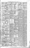 Huddersfield Daily Chronicle Saturday 01 February 1873 Page 5