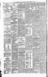 Huddersfield Daily Chronicle Monday 10 February 1873 Page 2