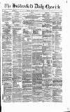 Huddersfield Daily Chronicle Tuesday 04 January 1876 Page 1
