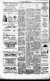 West Bridgford Advertiser Saturday 04 June 1921 Page 8