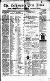 Ballymoney Free Press and Northern Counties Advertiser Thursday 10 July 1873 Page 1