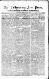 Ballymoney Free Press and Northern Counties Advertiser Thursday 01 May 1879 Page 1